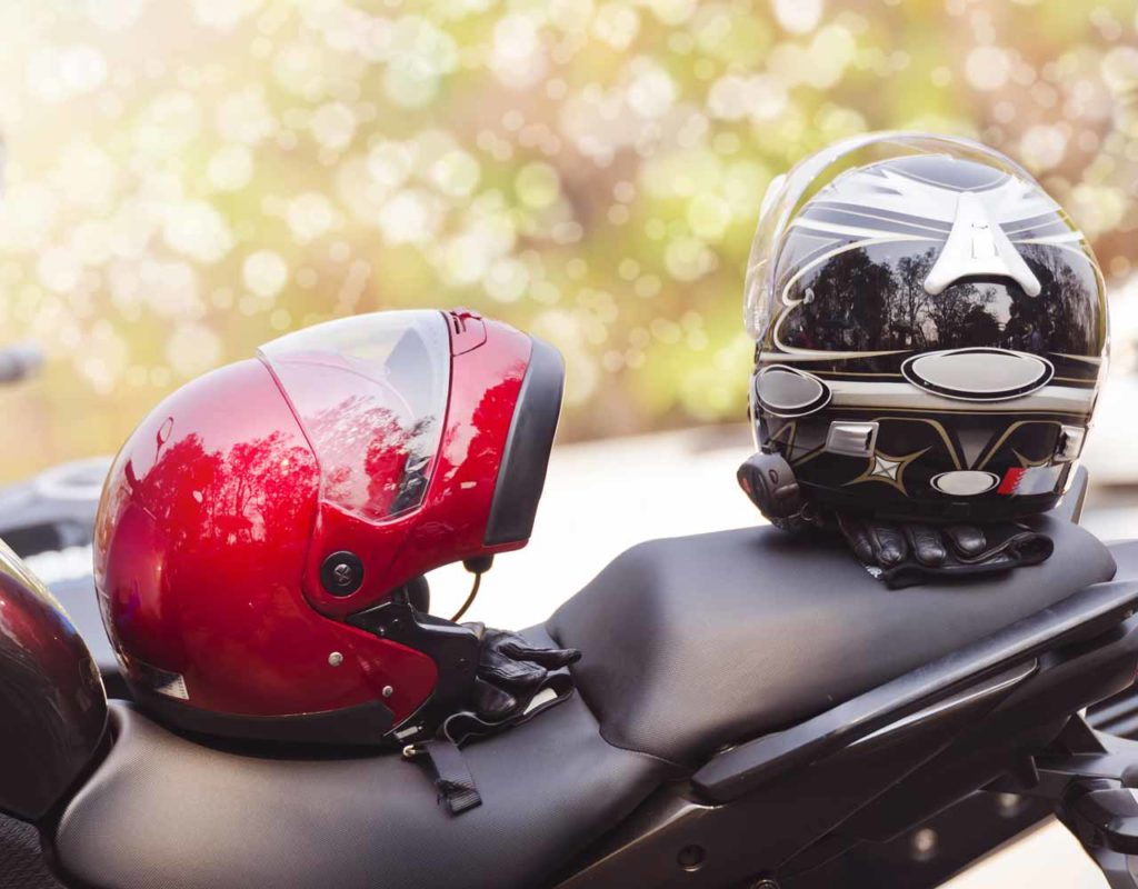 how effective are motorcycle helmets