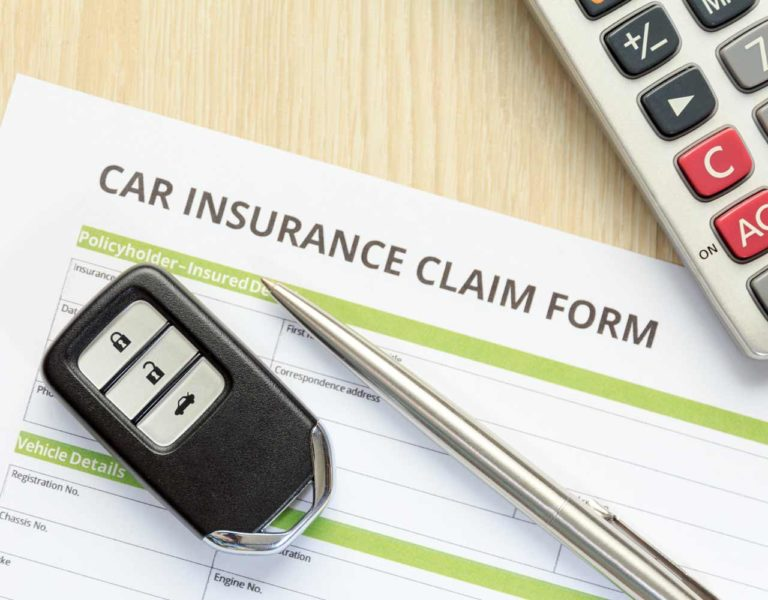 file a car accident claim in Illinois