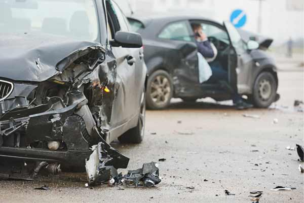 Our lawyers are here to help if an insurance company is trying to blame a car accident on you.