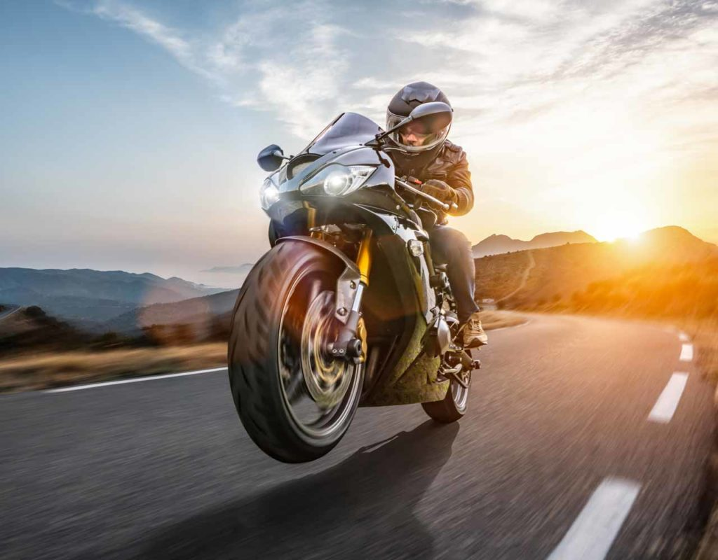 common motorcycle accident injuries